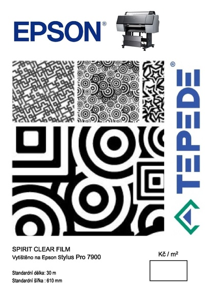 Spirit Clear Film